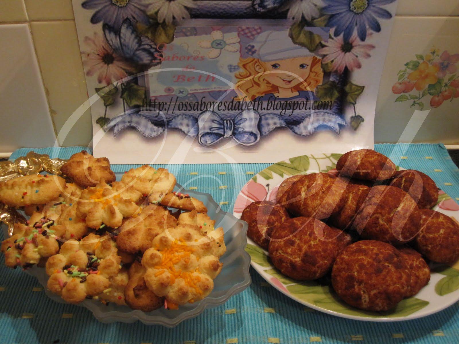 biscuits au coco et beurre biscoitos de coco e margarina blogs de cuisine. Black Bedroom Furniture Sets. Home Design Ideas