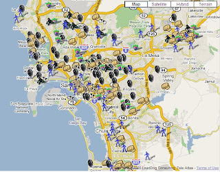 SpotCrime - The Public\'s Crime Map: San Diego Crime Maps