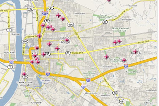 SpotCrime Crime Mapping  A Blog About Spotcrime39s