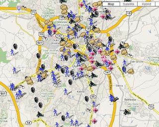 Durham Crime Maps | SpotCrime - The Public's Crime Map on