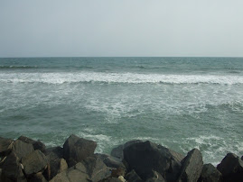 Fomos ver o mar!