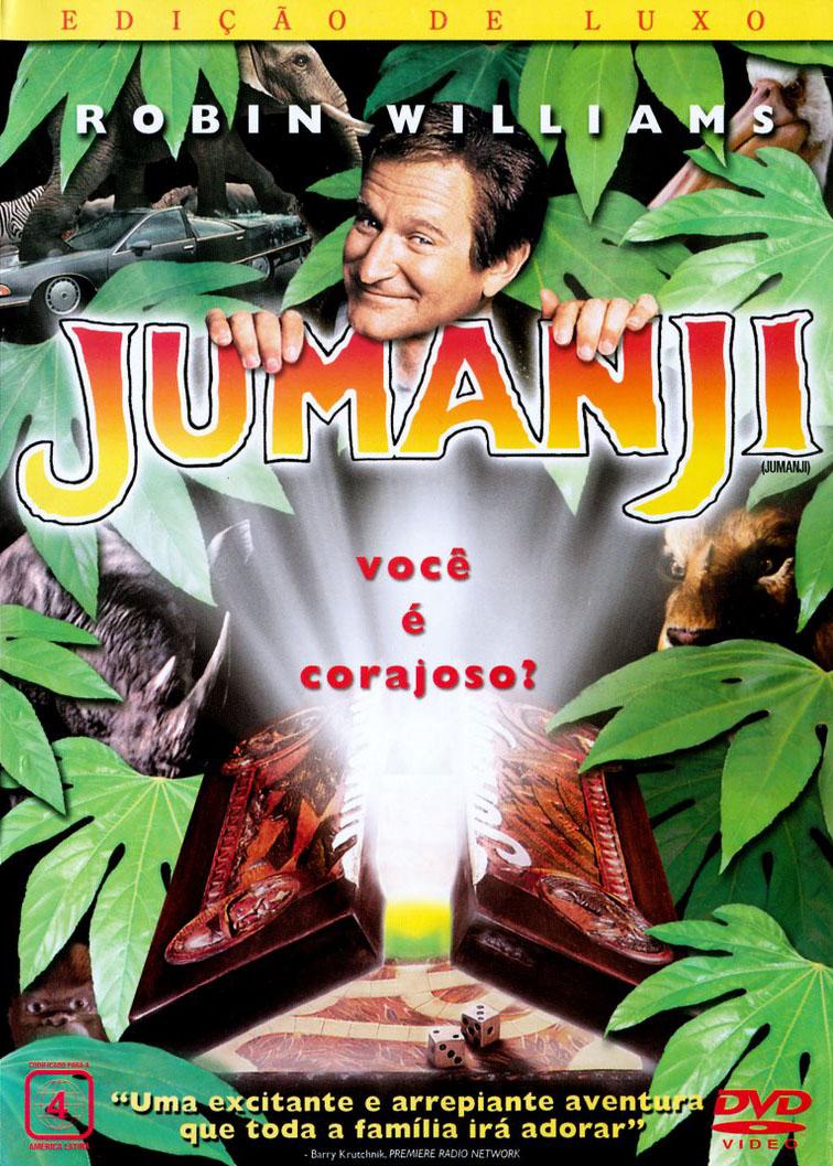 Jumanji – Dublado