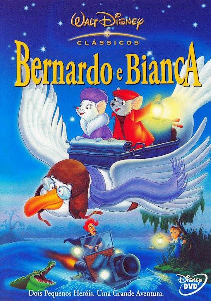 Baixar Filmes Download   Bernardo e Bianca (Dublado) Grátis