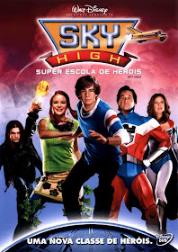 Download Sky High: Super Escola de Heróis: Filme