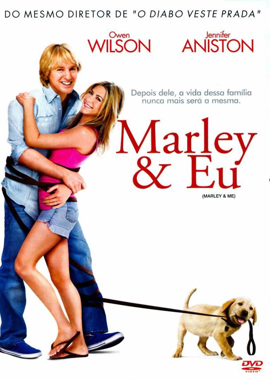 Filme Marley e Eu   Dublado