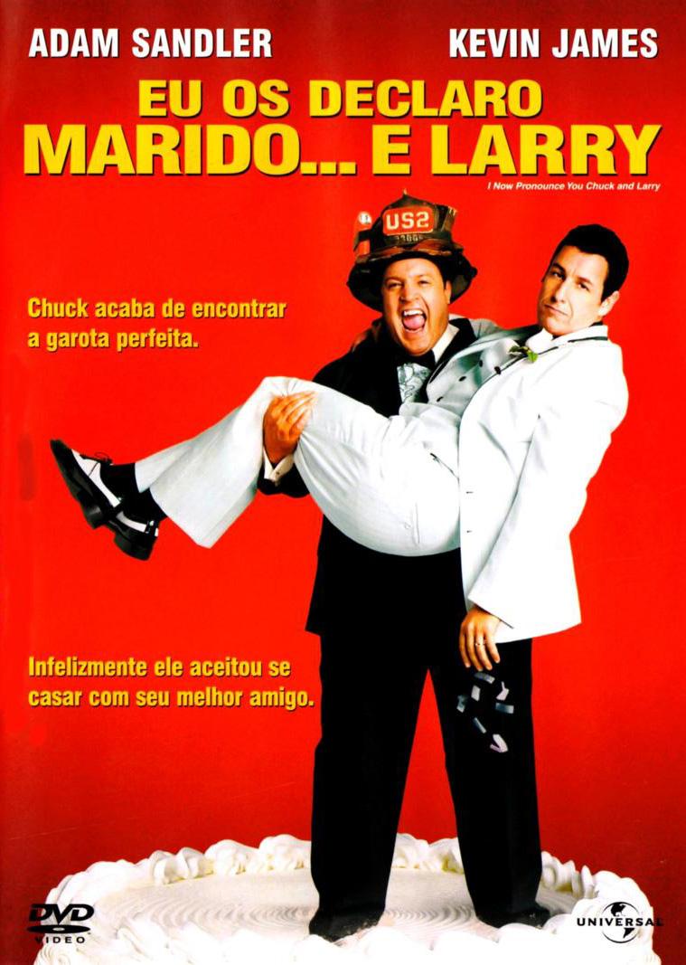 Eu os Declaro Marido e… Larry Dual Áudio