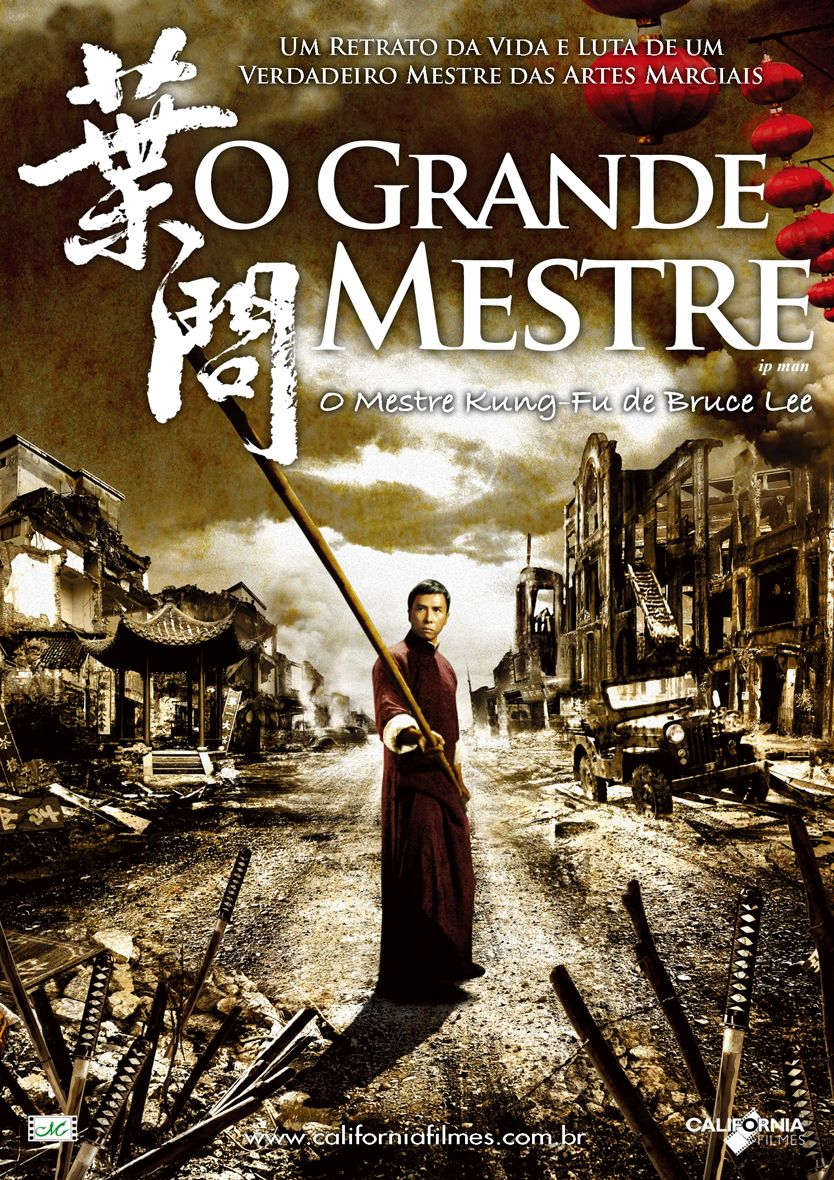 O Grande Mestre 1 Dublado (2008)
