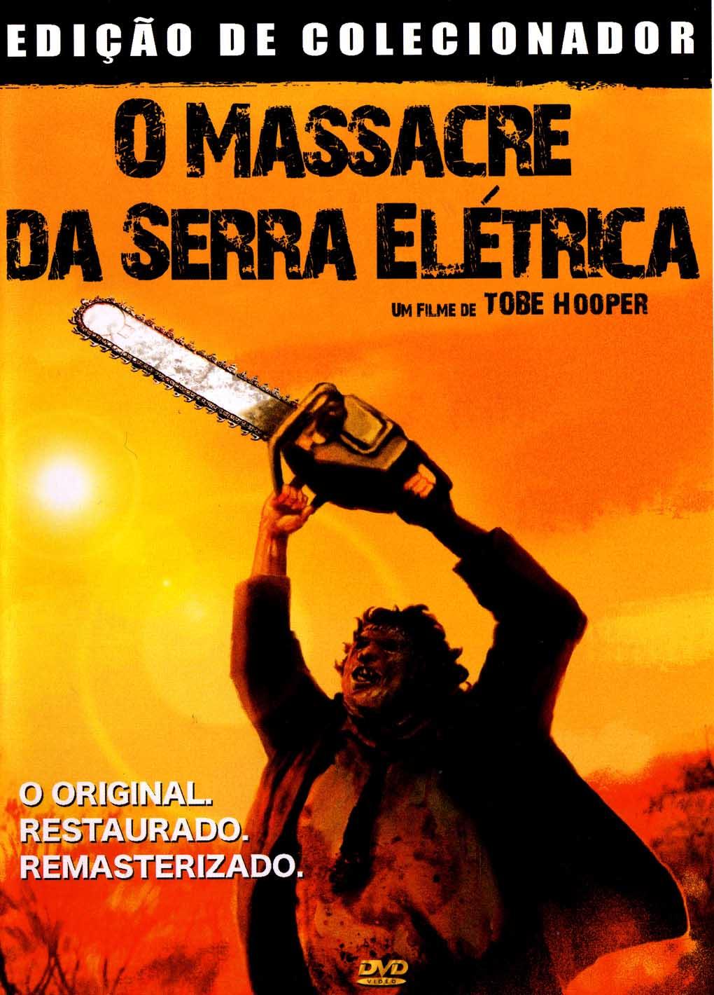 O Massacre da Serra Elétrica Dublado