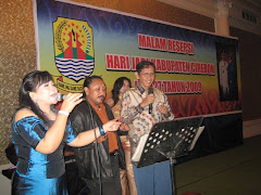 Malam Resepsi Hari Jadi di Hotel Apita Cirebon