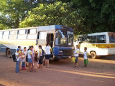 Transporte Coletivo dos alunos