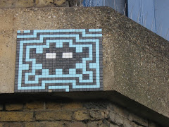 Space Invader - Tate Modern LDN