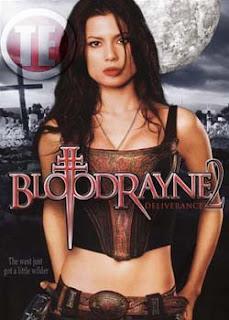 BloodRayne 2 - Libertação Tamanho : 287 Mb Resolução : 560 x 304 Frame Rate : - FPS Formato : DVDRip Qualidade de Áudio : 10 Qualidade de Vídeo : 10