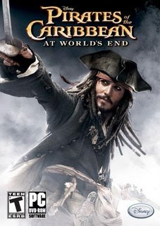 Pirates of the Caribbean At World´s End [Rip] Configuração Mínima Processador : Pentium IV 1.5 GHz ou Athlon equivalente Velocidade do processador : 1.5 GHz Memória RAM : 256 MB Vídeo : 64 MB