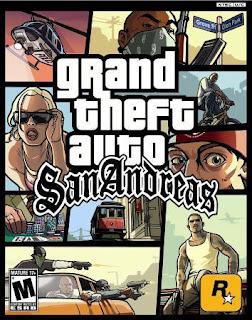 GTA San Andreas + Tradução + Crack + Save Game- Pc Rip Grand Theft Auto: San Andreas é o quinto jogo da série de ação GTA, a primeira e mais aclamada franquia da Rockstar. Assim como seus antecessores, San Andreas permite a exploração completa do cenário entre uma missão e outra, além de roubar carros, contudo, as novidades são inúmeras.