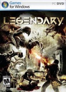 Legendary - PC Dos mesmos produtores de Call of Duty: Finest Hour, surge agora Legendary, uma aventura de proporções épicas com vários elementos lendários.