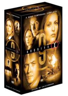 Arquivo X 9ª temporada DualAudio DVDRip Arquivo X é uma série de ficção científica, criada em 1993 por Chris Carter. A série conta a história de dois agentes do FBI que procuram cegamente pela verdade.
