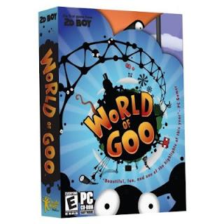 World of Goo SKIDROW O jogo é construído em torno da ideia da criação de grandes estruturas utilizando bolas de good.