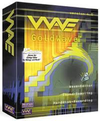 Gold Wave Editor Pro 10.5.2 Gold Wave Editor pode gravar qualquer som que passar por qualquer entrada ou pela placa de áudio de seu computador.