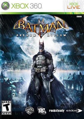 Batman Arkham Asylum Region Free Servidor: MegaUpload