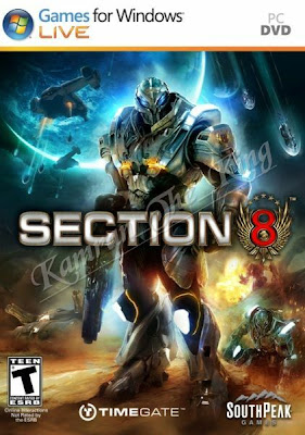 Section 8 PC Game  Requisitos mínimos do sistema: