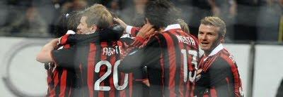 Milan 5-2 Genoa