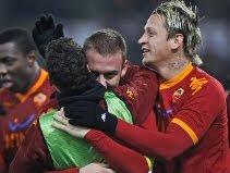 Roma 1-0 Catania
