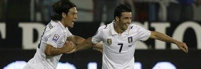 Cyprus 1-2 Italy