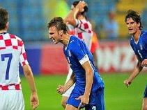 Croatia 1-1 Italy