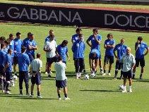 Training in Udine