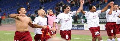 Roma 1-2 Cluj