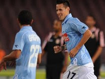 Napoli 2-1 Palermo