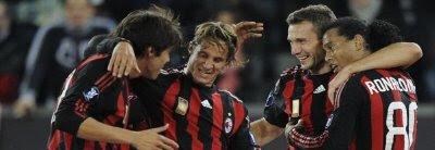 FC Zurich 0-1 AC Milan (Agg: 1-4)