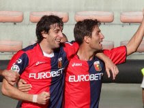 Genoa 3-2 Napoli