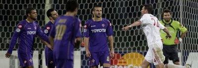 Fiorentina 1-1 Bayern Munich
