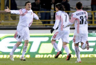 Bologna 1-1 Palermo