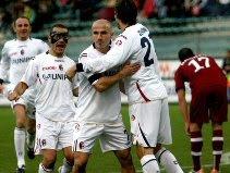 Reggina 2-2 Bologna