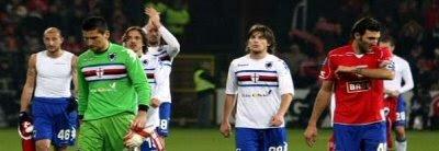 Standard Liege 3-0 Sampdoria