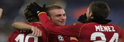 Roma 2-0 Bordeaux