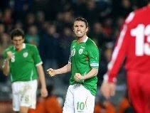 Ireland 2-1 Georgia