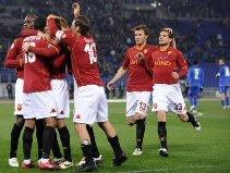 Roma 1-0 Siena