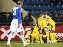 Metalist Kharkiv 2-0 Sampdoria (Agg: 3-0)