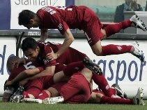 Reggina 2-2 Juventus