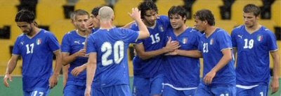 Denmark U21 0-4 Italy U21
