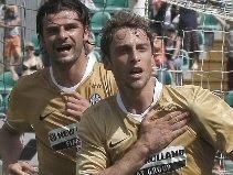 Siena 0-3 Juventus