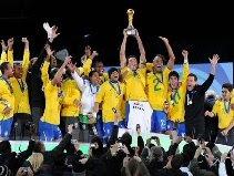 USA 2-3 Brazil