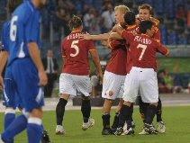 Roma 3-1 Gent