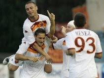 Gent 1-7 Roma