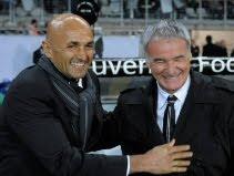 Luciano Spalletti & Claudio Ranieri