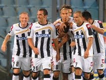 Udinese 2-2 Parma