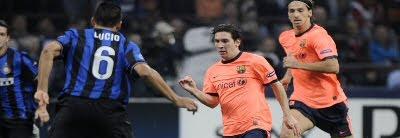 Inter 0-0 Barcelona